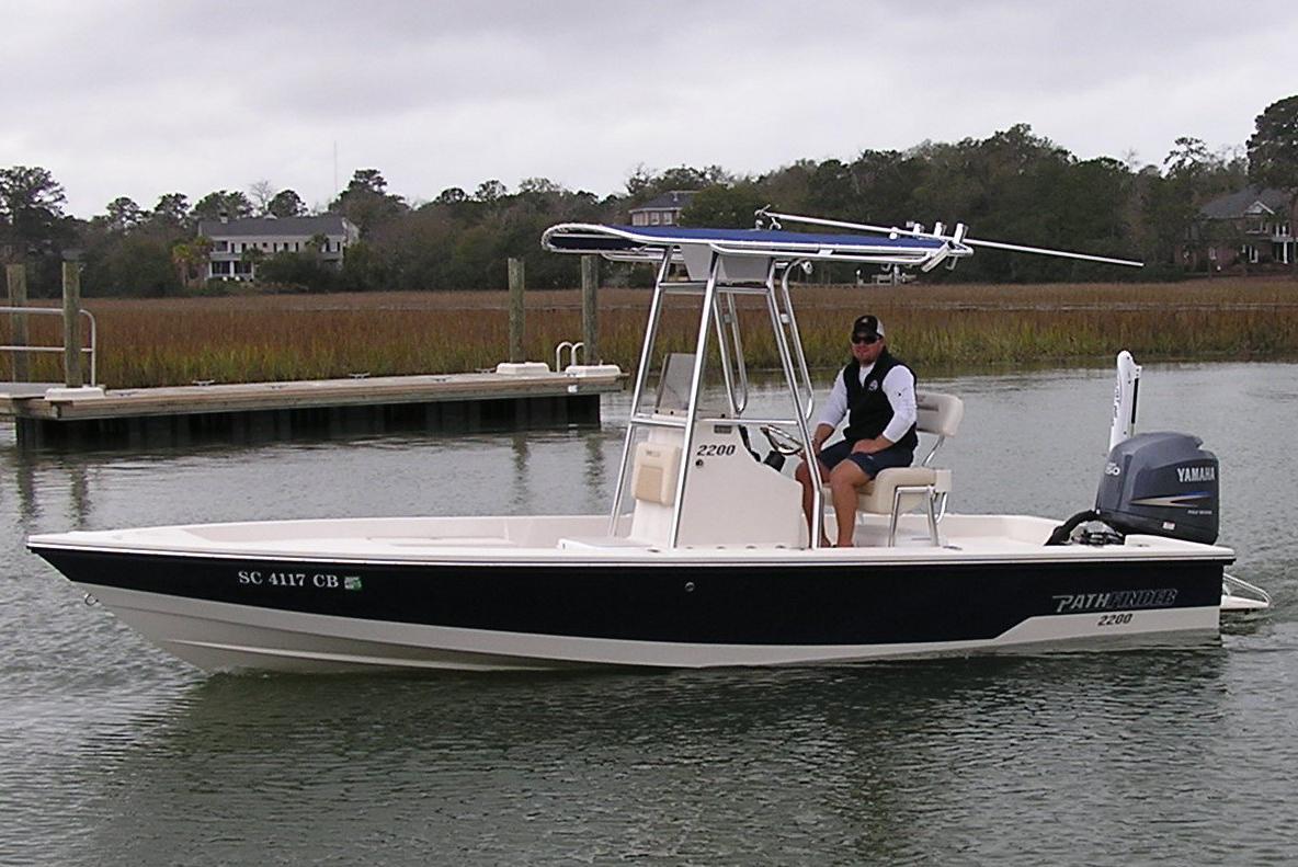 Greg's Boat