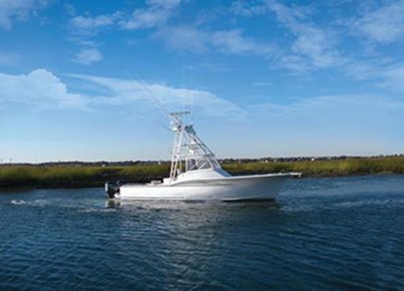 Jamie's Boat