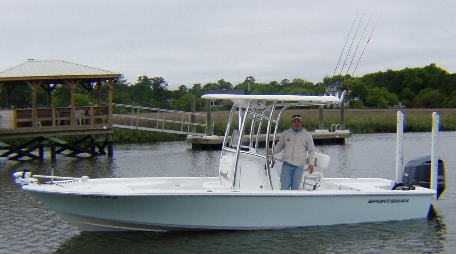 Rich's Boat