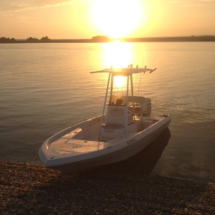 Ricky's Boat