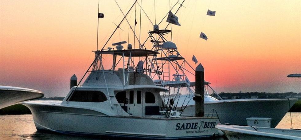 Sadie Beth's Boat