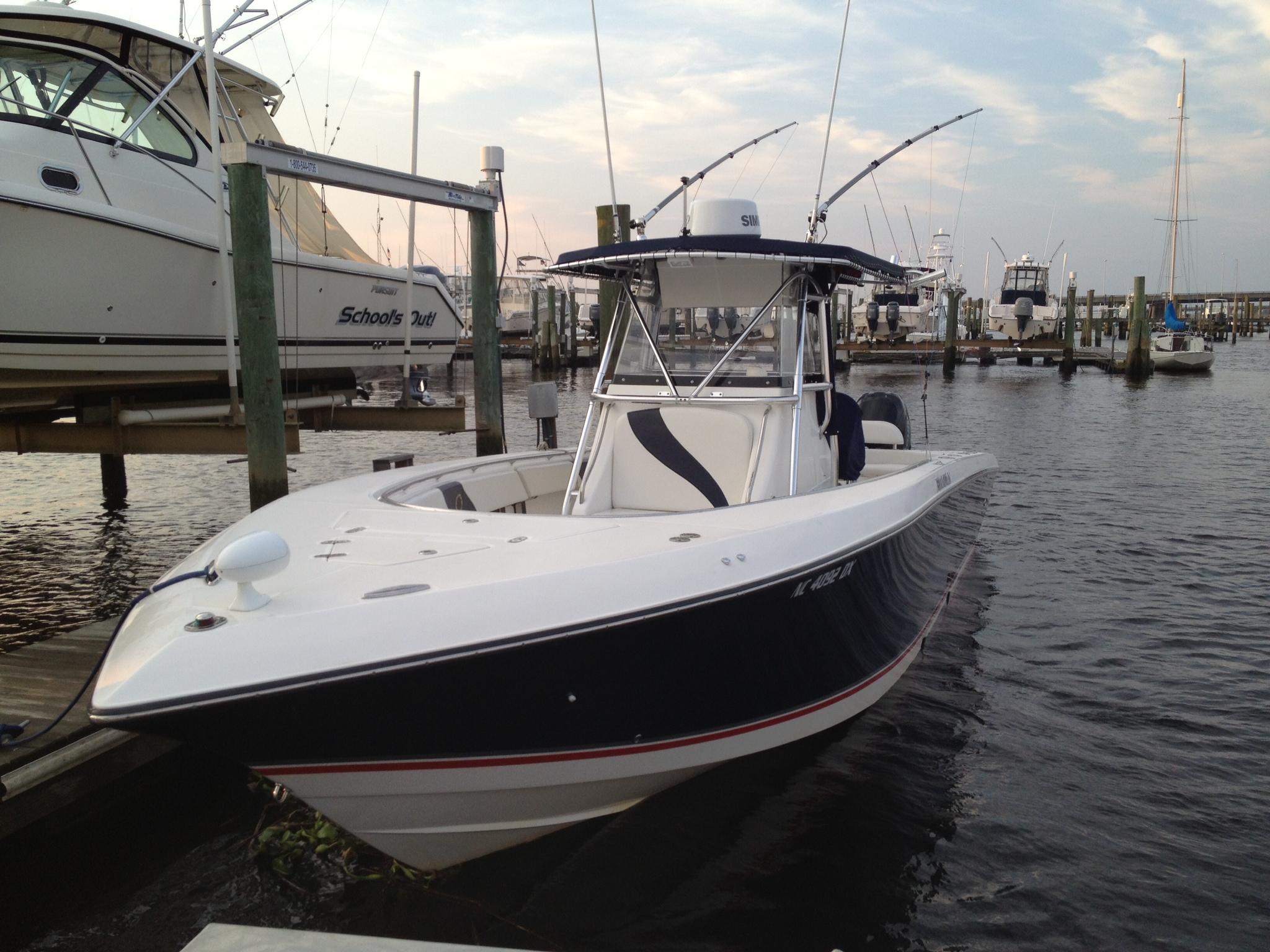 Verado's Boat