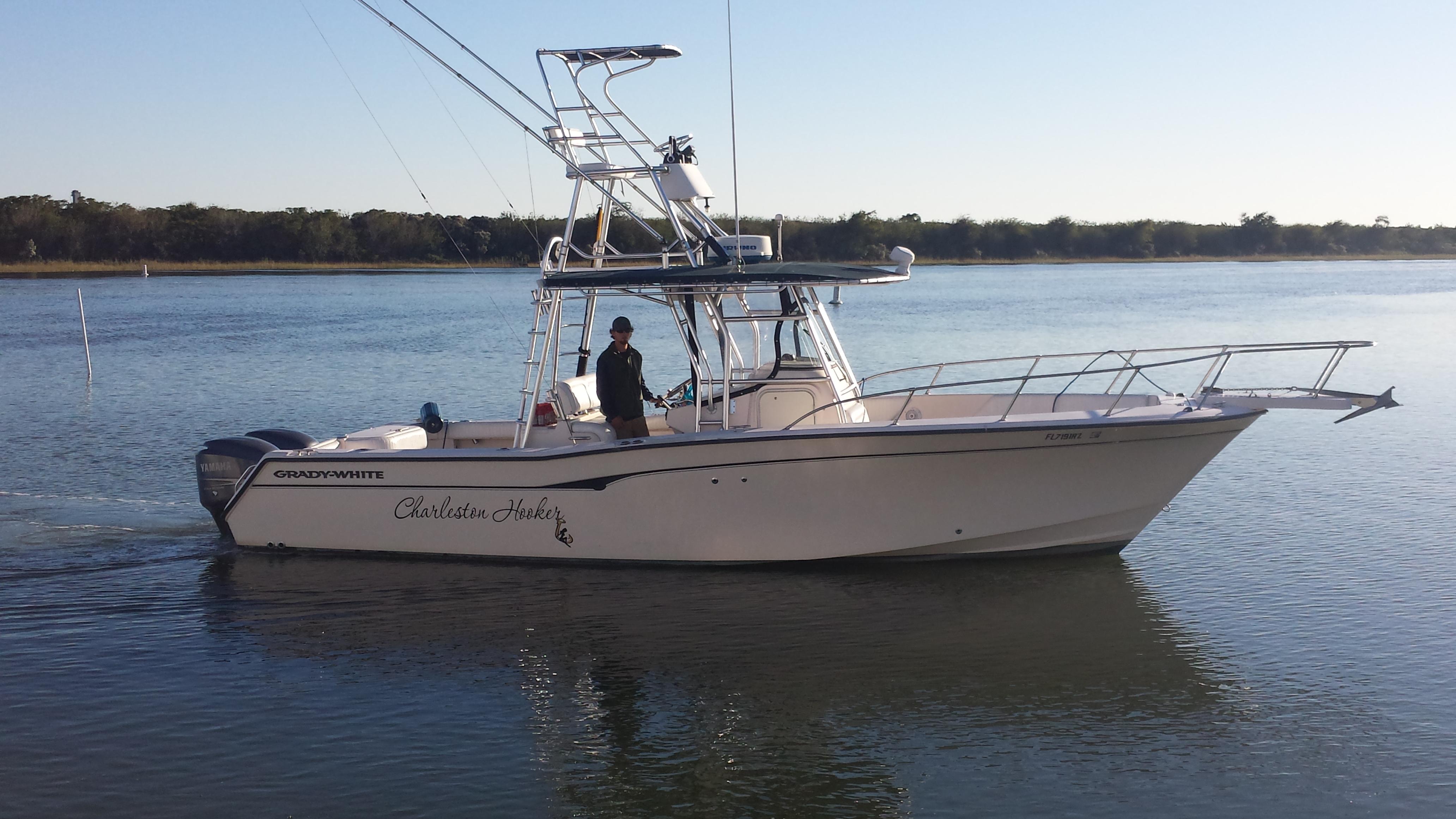 Charles Boat