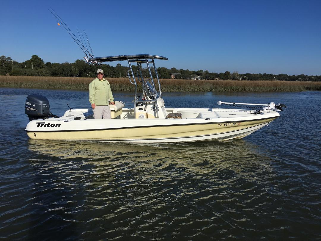 Jim's Boat